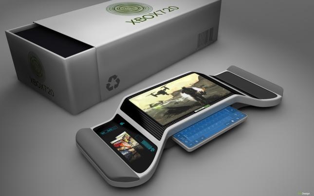 Un concept de Xbox720