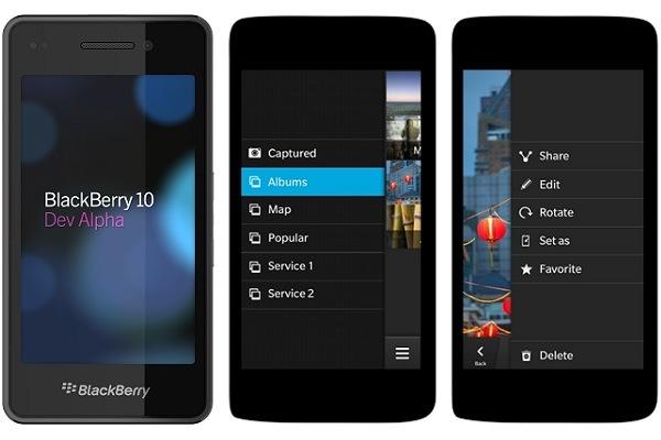 Blackberry 10, desarrollo para blackberry, experiencia de desarrollo con blackberry, RIM