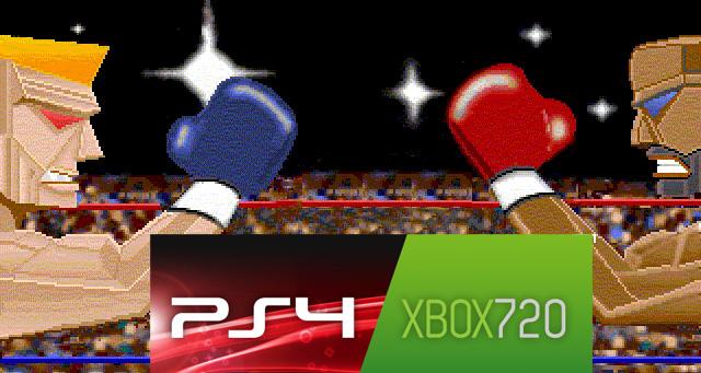 PS4 contra Xbox720