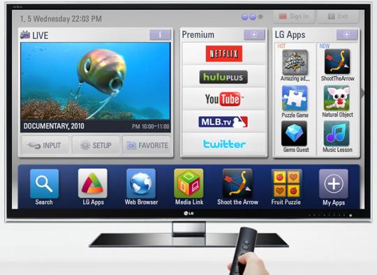 Desarrollo para Smart TVs