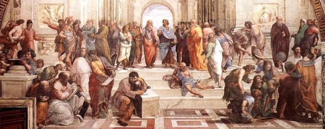 Aprender con os mejores ( School of Athens)