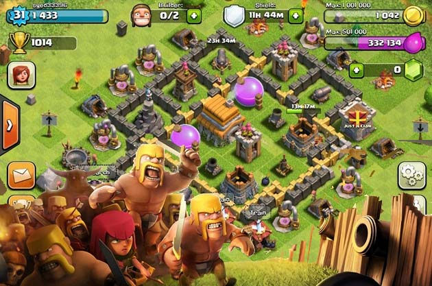 Supercell y Clash of Clans